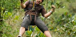 Smoky Mountain Ziplines and Canopy Tours