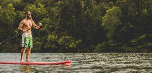 Backwoods Paddlesports at Panther Island Rentals