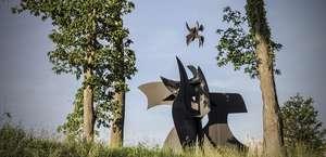 Notre Dame Sculpture Garden