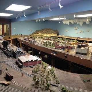 Corona Model Railroad Society
