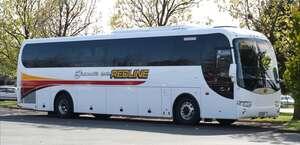 """""""Tasmania's Own"""" Redline Coach Services (Tour)"""