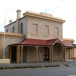Old Courthouse, The