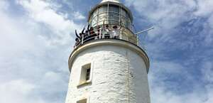 Bruny Island Lighthouse Tours at Cape Bruny