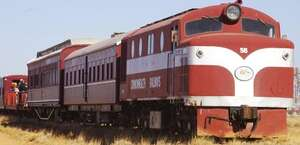 Old Ghan Heritage Railway and Museum