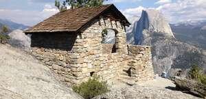 Glacier Point Trailside Museum