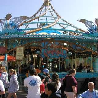 King Triton's Carousel