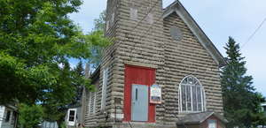 Thomas Memorial Ame Zion Church