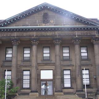 New Brunswick Museum Musée du Nouveau-Brunswick </small