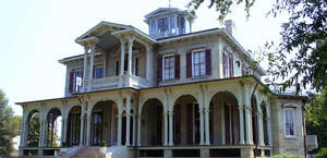 Jemison Van De Graaff Mansion