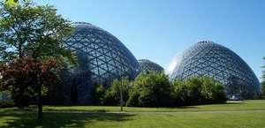 The Mitchell Park Horticultural Conservatory