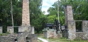 Dunlawton Plantation-Sugar Mill Ruins