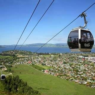 Skyline Rotorua Luge And Gondola