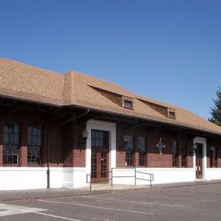 Laramie Historic Railroad Depot