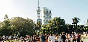 Laneway Festival NZ