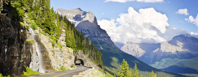 Going-to-the-Sun Road (East Entrance)