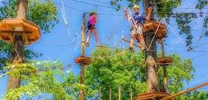 Adventureworks Climb Zip Swing