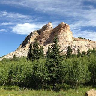 Crazy Horse Mountain Memorial
