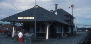 Alaska State Railroad Museum