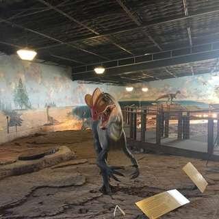 Dino Tracks Museum