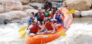 Southwest Raft and Jeep