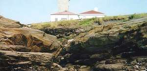 Beavertail Lighthouse and Park