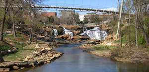 Falls Park on the Reedy