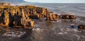 Pancake Rocks and Blowholes