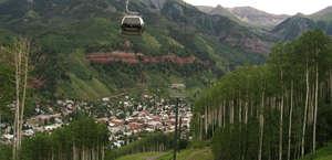 Telluride/Mountain Village Gondola