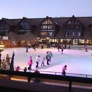 Resort Center Ice Rink