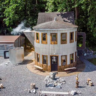 The Coffee Pot House
