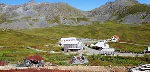 Independence Mine State Historical Park