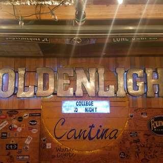 Golden Light Cantina