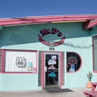Mr D'z Route 66 Diner