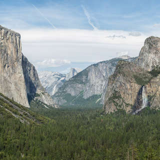 Tunnel View Overlook
