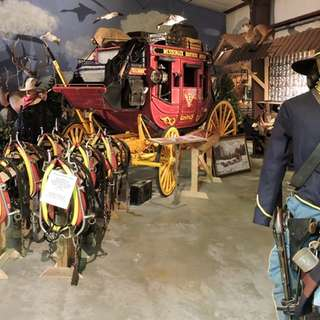 Messenger's Old West Museum