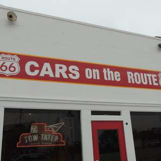 Cars on the Route