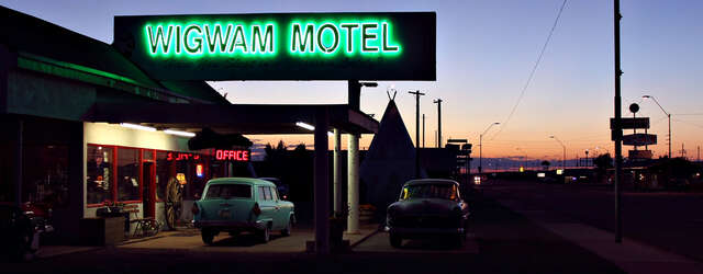 Wigwam Village Motel No. 6