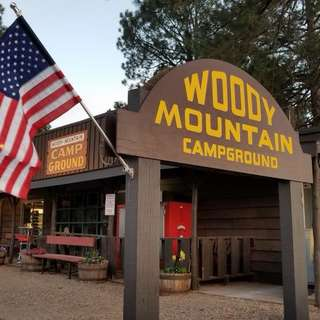 Woody Mountain Campground & RV Park