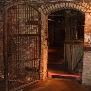 Seattle Underground Tunnels