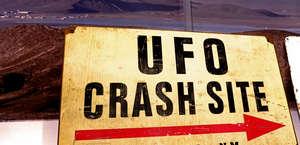 Roswell UFO Crash Site