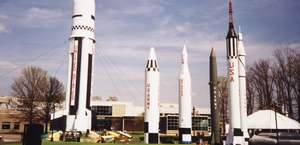 US Space and Rocket Museum