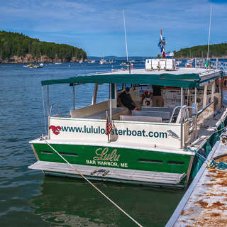 Lulu Lobster Boat Ride