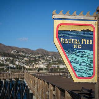 Ventura Pier Fishing