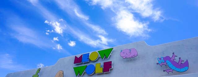 Meow Wolf Art Complex Santa Fe