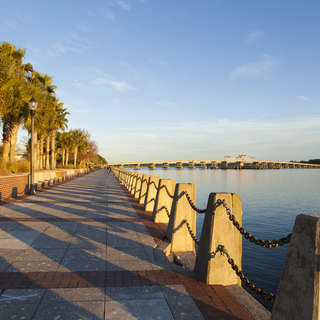 Downtown Beaufort, Waterfront