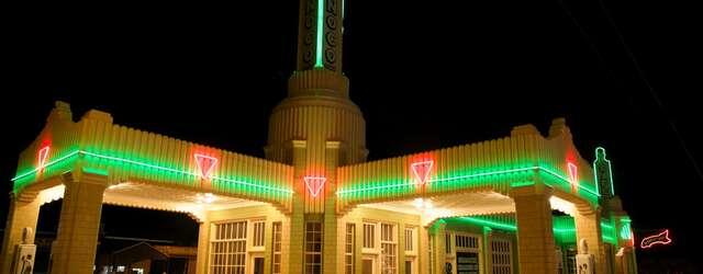 Tower Conoco Station & U-Drop Inn