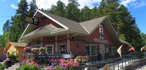 1880 Train: Black Hills Central Railroad