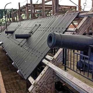 Uss Cairo Gunboat Museum