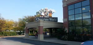 Hersey's Chocolate World