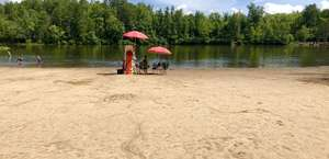 Lake Powhatan Recreational Area